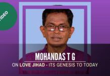 PGurus in conversation with Mohandas T G, a noted TV commentator, lawyer and entrepreneur on LoveJihad in Kerala