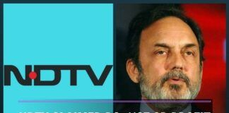 NDTV claimed profits but omitted to pay taxes, also laid off personnel citing global reasons
