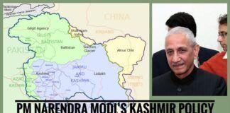 PM's Kashmiri Policy