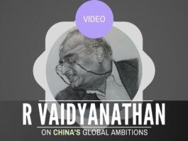 China's Global Ambitions - How should India respond?