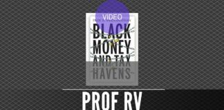 Prof. RV talks about how he came about the idea of writing on Black Money and Tax Havens
