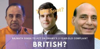 Rahul Gandhi has signed as Company Secretary in a British Company filing that he is a British Citizen.