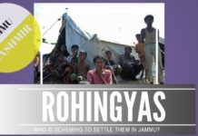 Deep-Rooted Conspiracy: Who Brought Rohingyas To Jammu