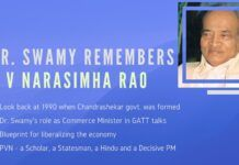 How P V Narasimha Rao shepherded India's economy through one of its worst periods is recalled