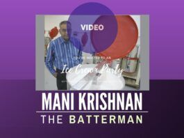 Want to have homemade idlis without working hard? Mani Krishnan the Batterman has what you need!