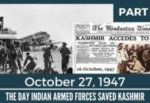 The day Indian armed forces saved Kashmir