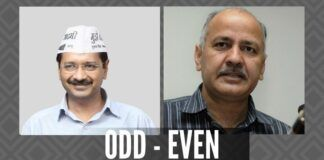 The AAP (Aam Aadmi Party) must explain the difference between the collected and remitted amounts from the previous two Odd-Even experiments