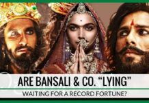 "ARE BANSALI & CO. ""LYING"""