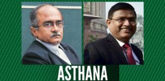 Asthana appointment as Special Director, CBI untenable, says Prashant Bhushan