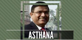 Minutes of the meeting at the CVC Commissioner's Office show how Asthana was selected over CBI Director's objections