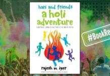 Hari and Friends - A Holi adventure