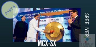 Was MCX-SX becoming a full-fledged stock exchange the last straw for Chidambaram and C-Company?