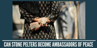 Can stone pelters become ambassadors of peace in Kashmir?