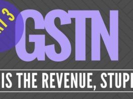 GSTN - It is the revenue that matters