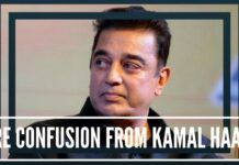 More confusion from Kamal Haasan