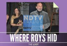 Detailed list of properties acquired by Radhika and Prannoy Roy