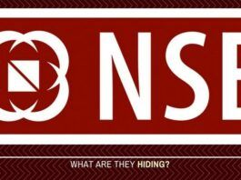 What is NSE trying to hide?