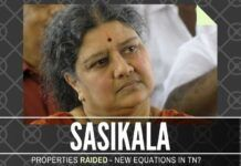 With over 200 raids on Sasikala associated properties, will there be a new political re-alignment in Tamil Nadu?