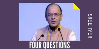 Has Mr. Jaitley admonished his mentee for his remarks over the 2G Court verdict?