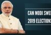 Can Modi Improve Performance & Sweep 2019 Elections?