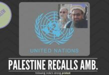 A snapshot of events from the UN vote to Palestine withdrawing its Ambassador to Pakistan