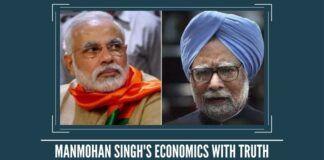 MANMOHAN SINGH'S ECONOMICS WITH TRUTH