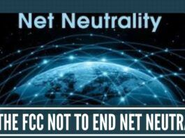 Tell the FCC not to end Net Neutrality