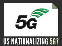 In an unprecedented move, the US government is mulling taking over the 5G technology development