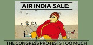 AI sale: The Congress protests too much