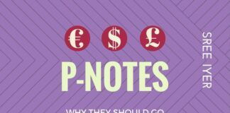 P-Notes could be in FDI and FII and can cause volatility in the Stock Market
