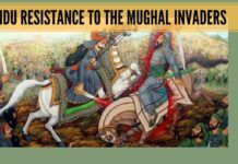 HINDU RESISTANCE TO THE MUGHAL INVADERS
