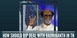 How should BJP deal with Rajinikanth in Tamil Nadu