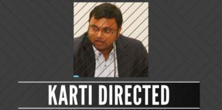 Is Karti trying obfuscatory tactics to stall/ delay Aircel-Maxis case?