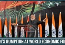 Gumption of PM Modi