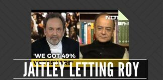 Why is the Finance Ministry under Jaitley letting NDTV off the hook? What is it that Jaitley and Modi are afraid of?