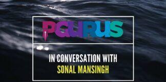 PGurus in conversation with Sonal Mansingh