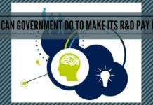 What Can Government Do To Make Its R&D Pay Back