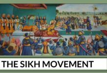 The Sikh Movement