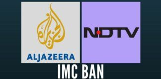 The Inter-Ministerial Committee recommendation of banning Al Jazeera and NDTV has been blocked. Who did this and why?