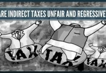 Are Indirect Taxes Unfair and Regressive