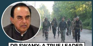 Dr Swamy : A True Leader