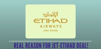 Is Jet-Etihad deal a way of compensating the Emir of Abu Dhabi for the bribes paid by Etisalat to get a 2G license?