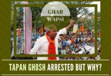 The arrest of Tapan Ghosh for a scuffle between a volunteer in his organisation and a journalist (who provoked it) shows TMC's increasing nervousness