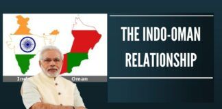 Indo oman relationship