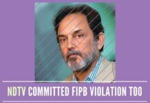 Problems for NDTV promoter Prannoy Roy and Radhika Roy mount as IT, CBI and ED determine FIPB violations as well