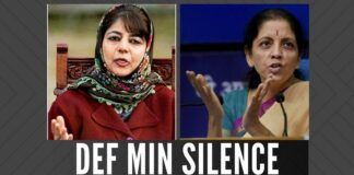 Does the silence of Nirmala Sitharaman mean that she gave a verbal approval for the FIR? Was due process not followed?