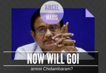 Government running out of reasons for not arresting Chidambaram