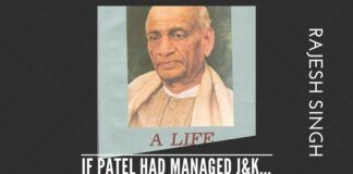RajMohan Gandhi's book on Sardar Patel lays bare the facts about how Nehru made a mess of Kashmir
