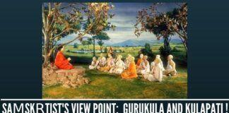 Saṃskṛtist's View point_ Gurukula and