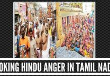 Stoking Hindus Anger in TN